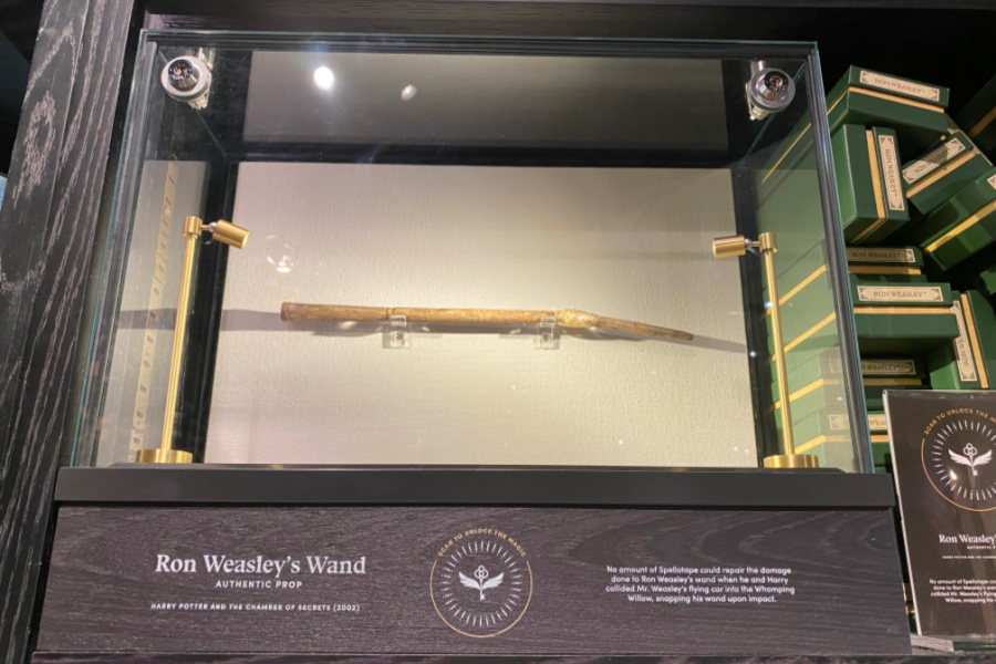 Harry Potter Store NYC on TravelingMom