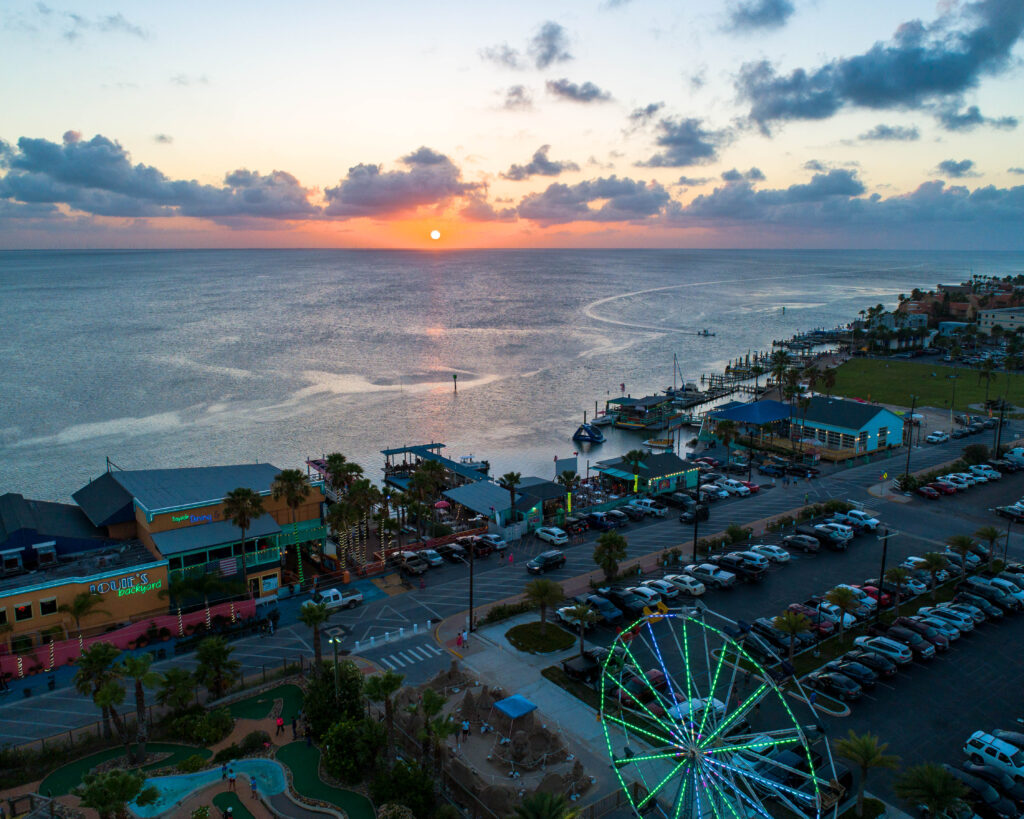 South Padre Island is one of the best beaches in Texas