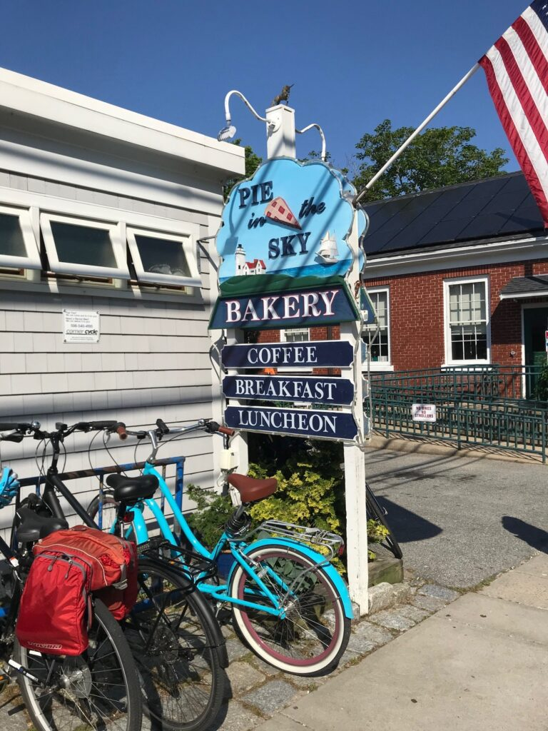 Pie In the Sky is a don't-miss Woods Hole restaurant