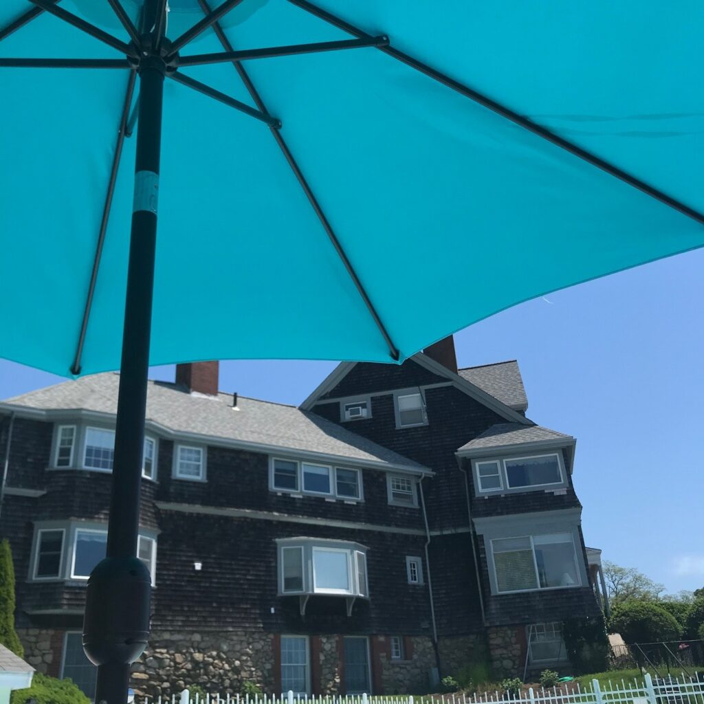 Sands of Time's Harbor House hotel in Woods Hole MA.