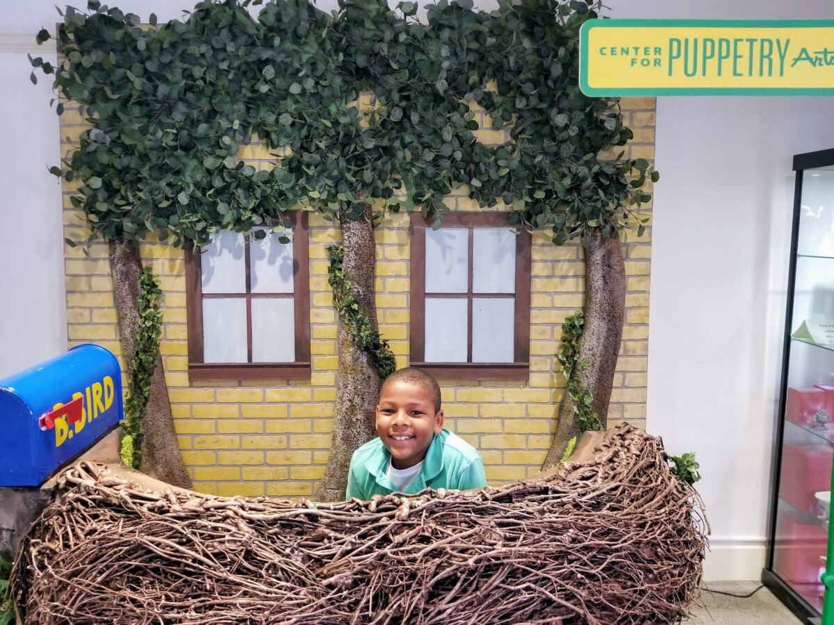 Bring the family to see a unique and highly skilled puppet show at the Center for Puppetry Arts in Atlanta.