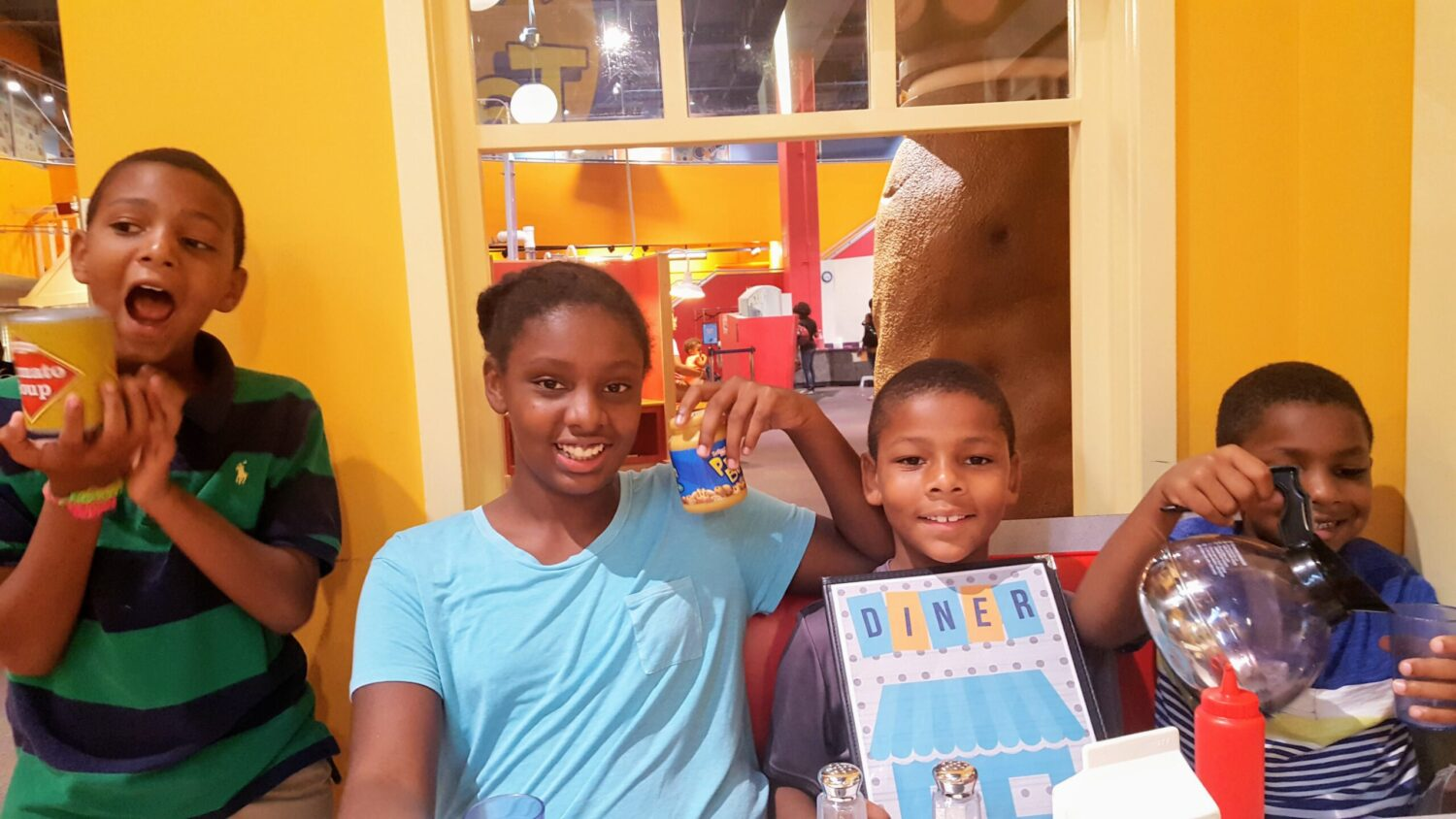 Children's Museum of Atlanta is one of the best things to do in Atlanta with kids who are younger than 9.