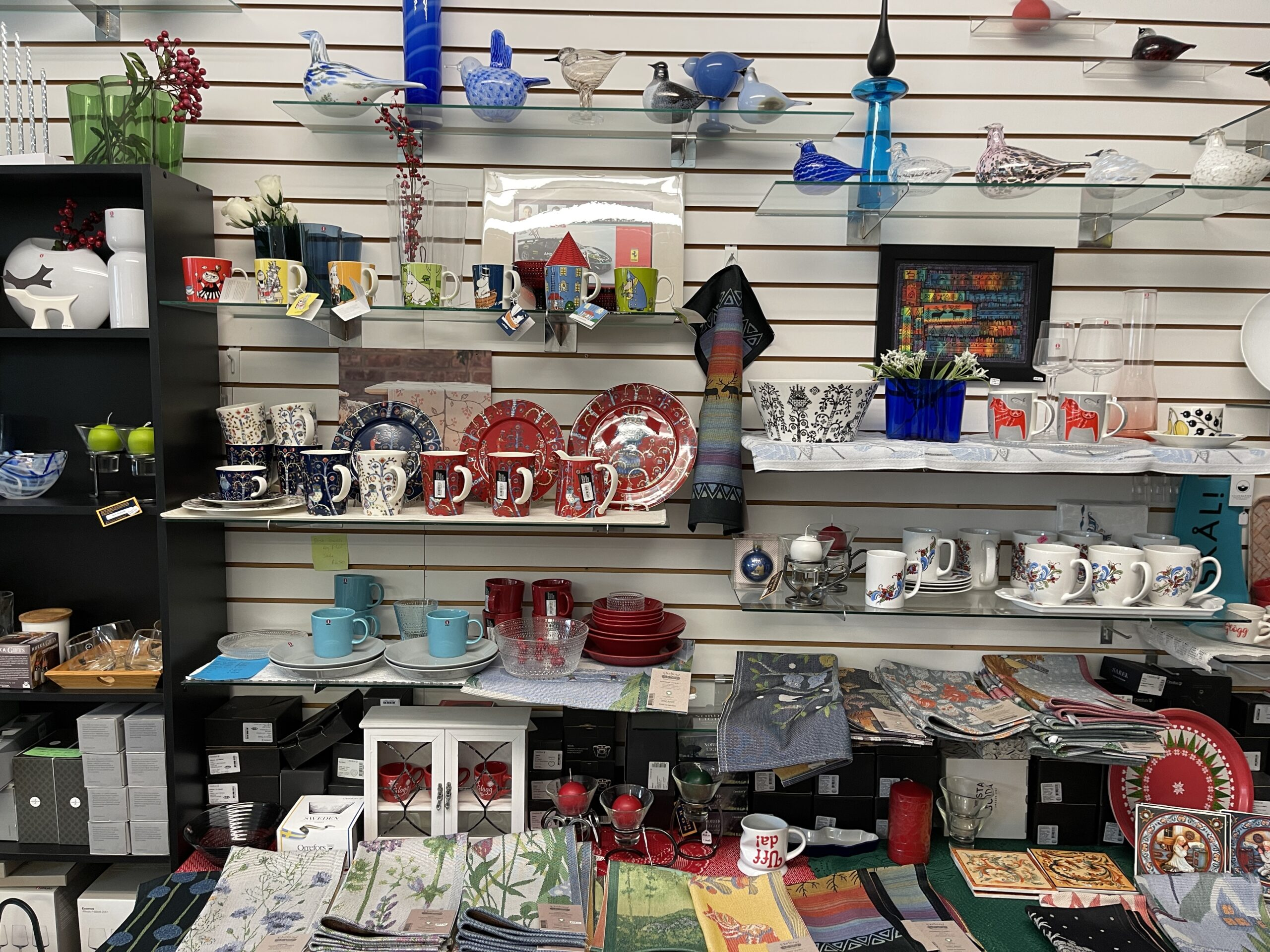 Nordic Accents is a fun shop to explore in Elkhart Lake, WI.