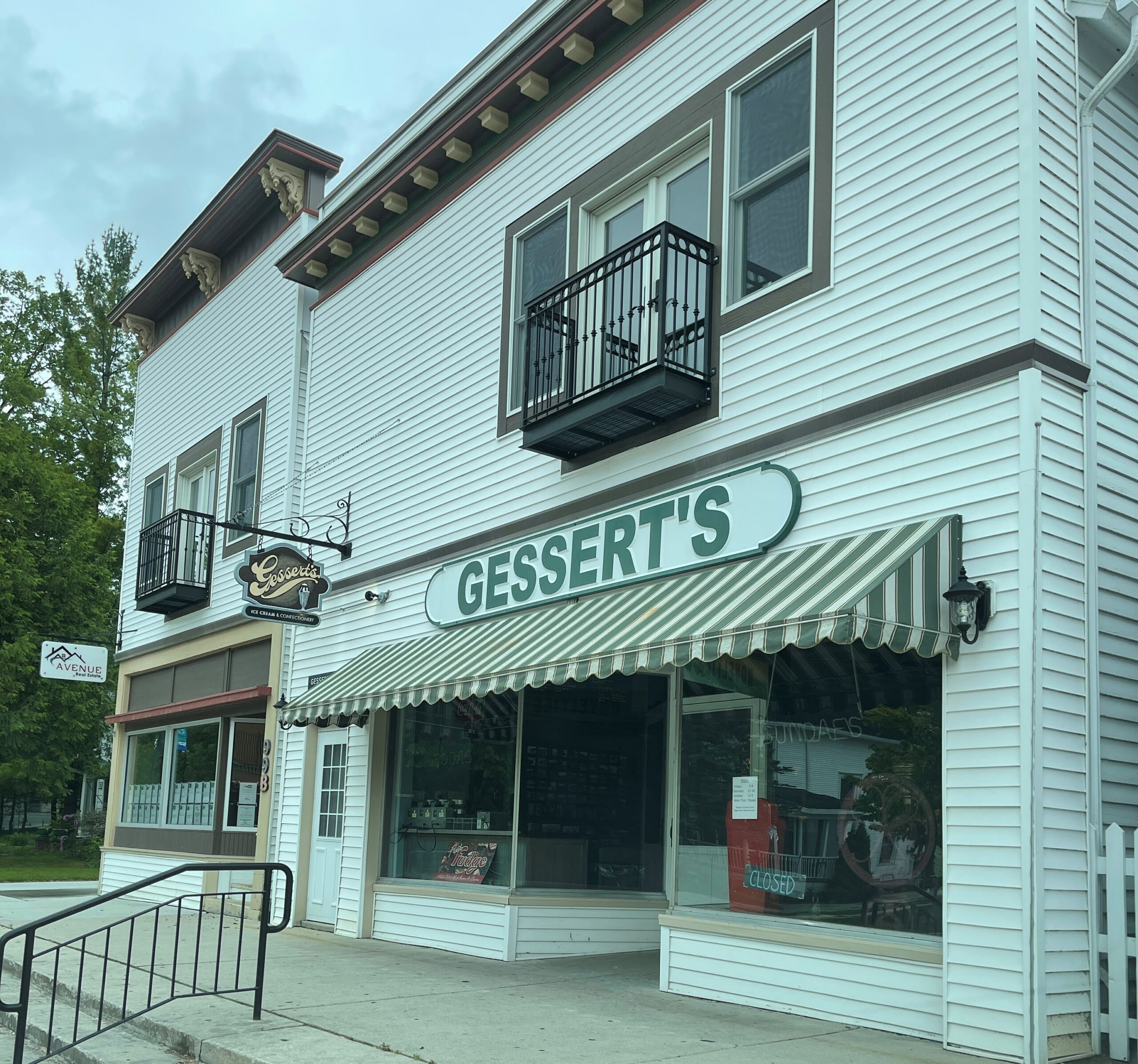 gesserts is one of the most fun elkhart lake restaurants.