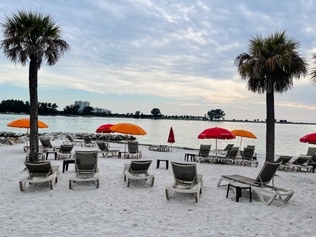 kid friendly clearwater beach hotels for families
