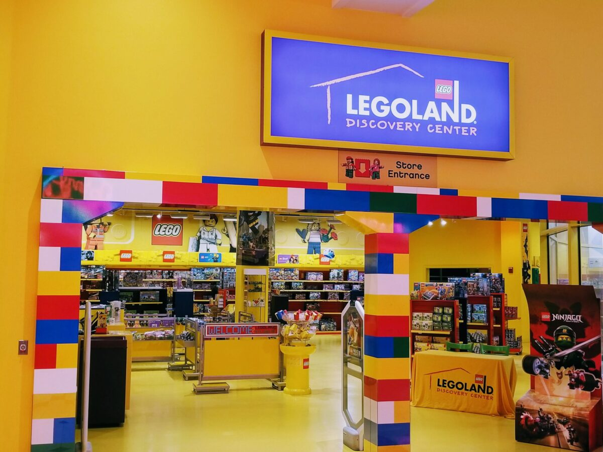 LEGOLAND Discovery Center Atlanta is one of many fun, indoor things to do with kids in Atlanta.