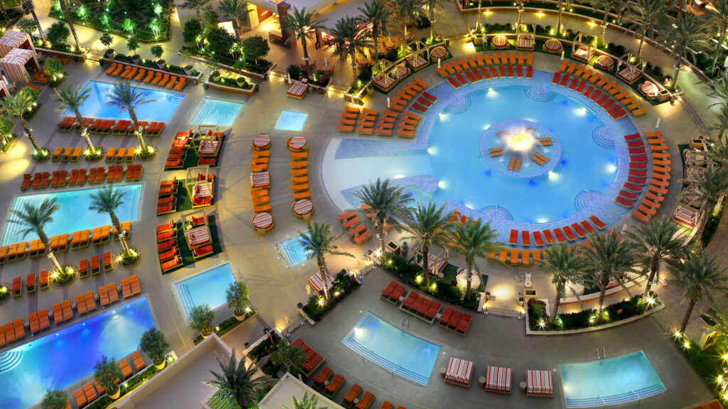 Red Rock Casino Resort and Spa family friendly Las Vegas hotels