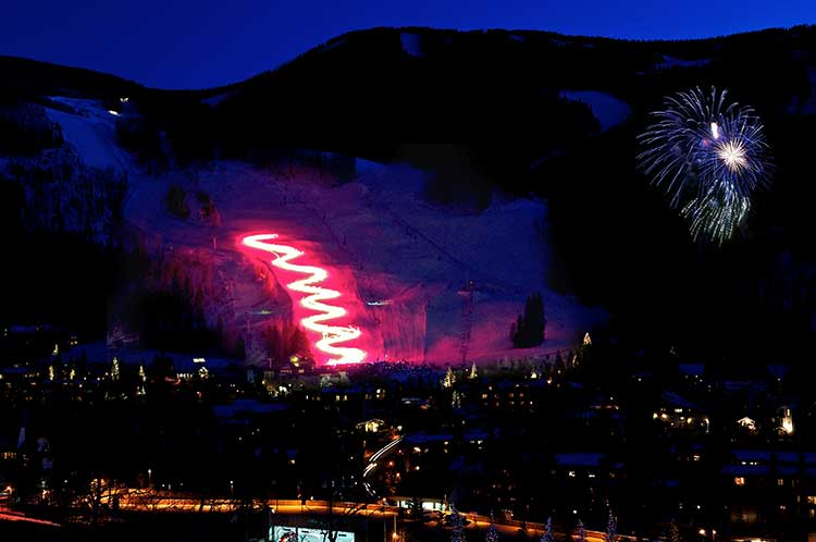 holidays are special in family friendly vail