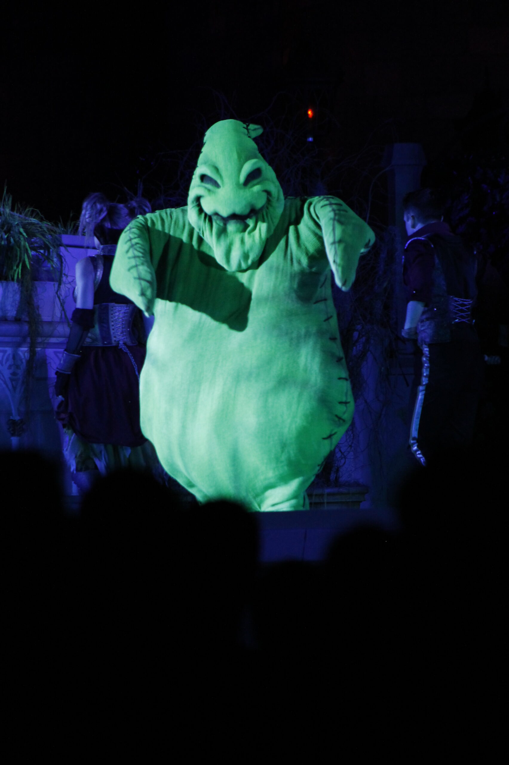 Ooogie Boogie at WDW