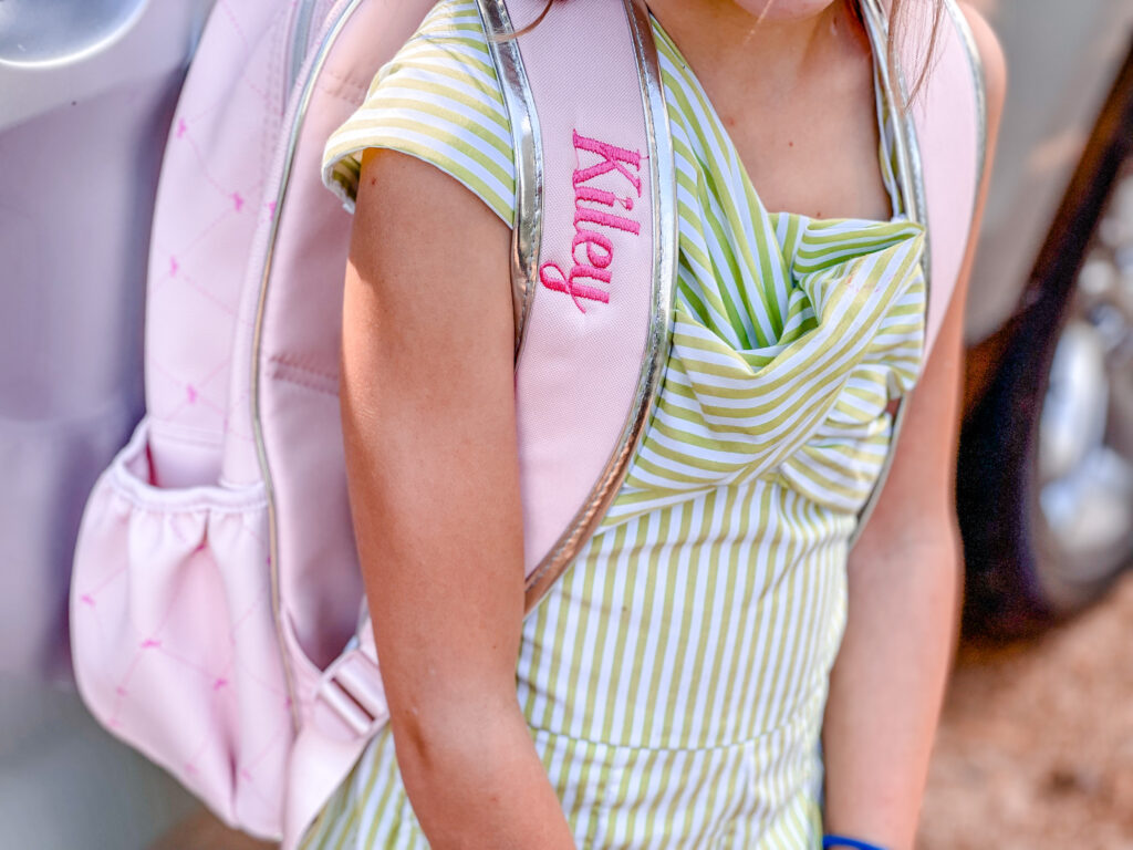 personalized backpack from shopdisney