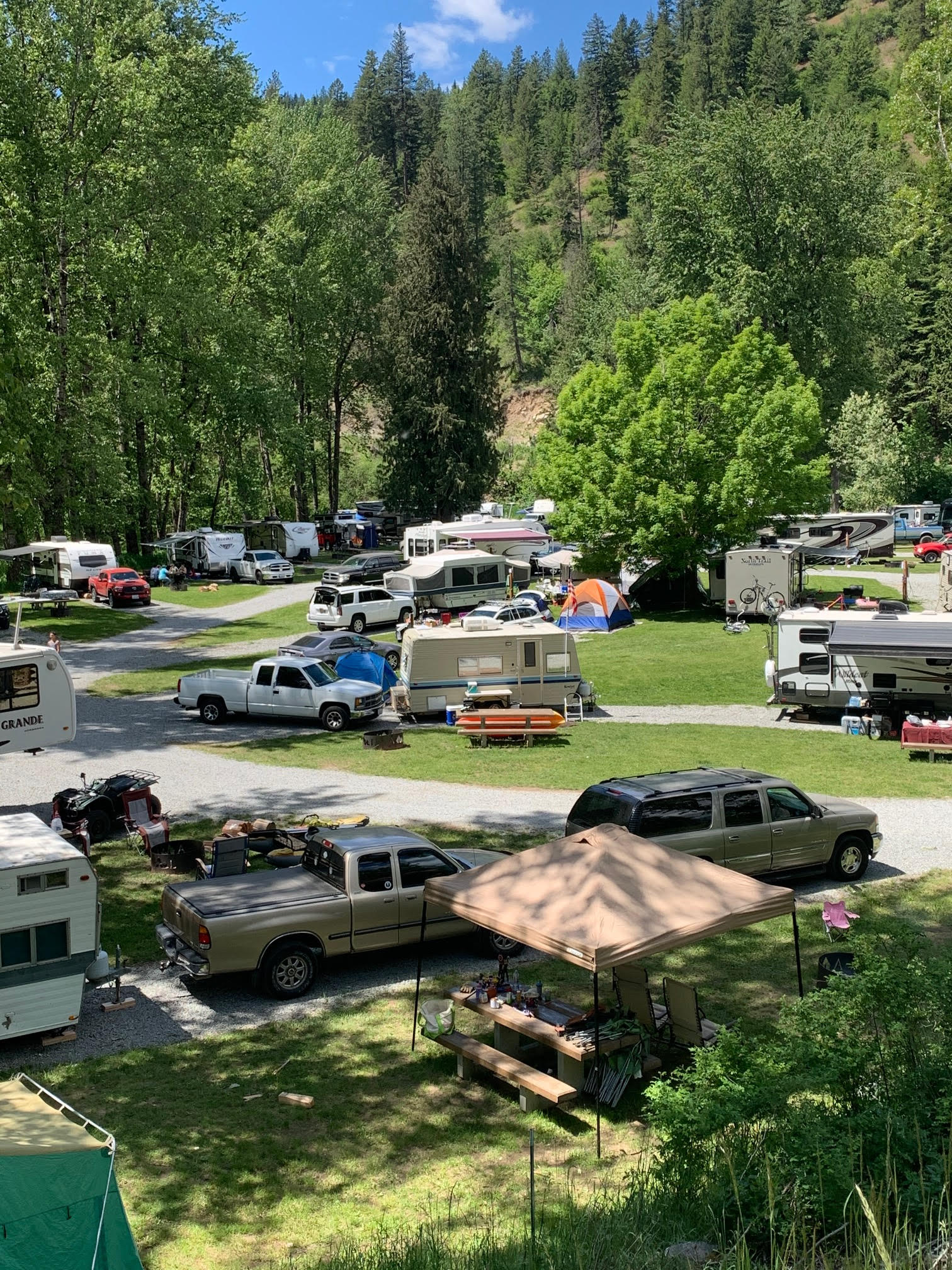 boondocking checklist - avoid crowded campgrounds