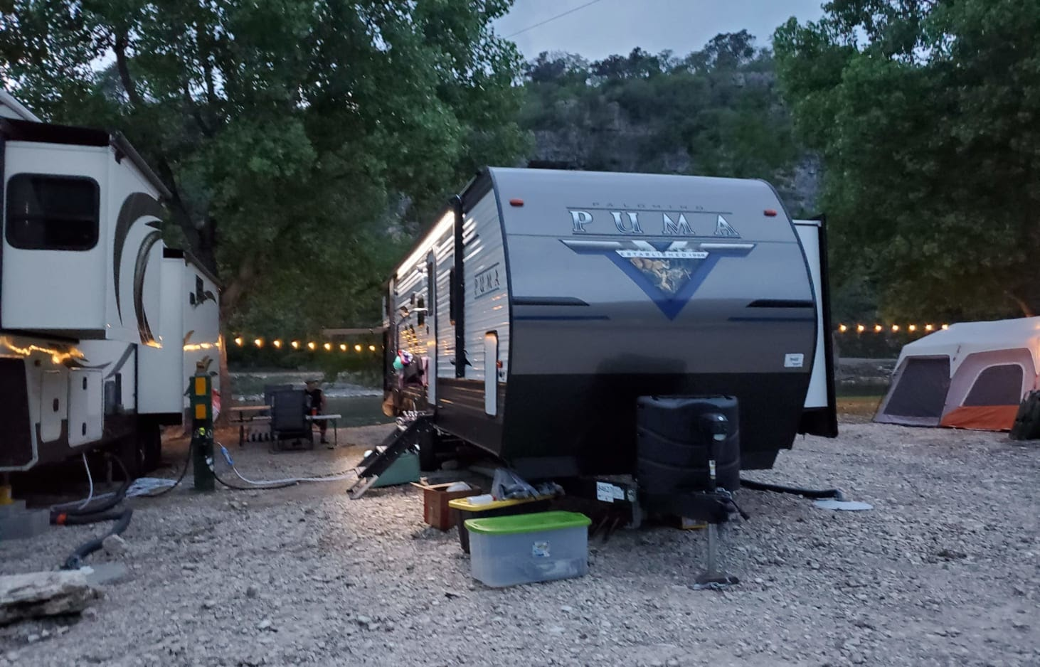 glamping in tx - This 2020 Palomino Puma 32RBFQ can be delivered within 500 miles.