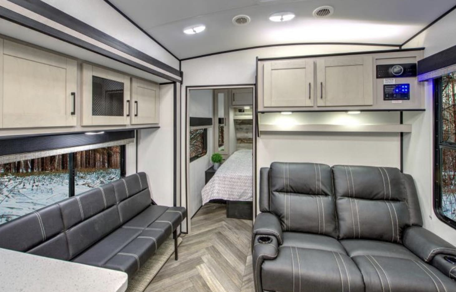 glamping in tx - rent this modern RV from rvShare