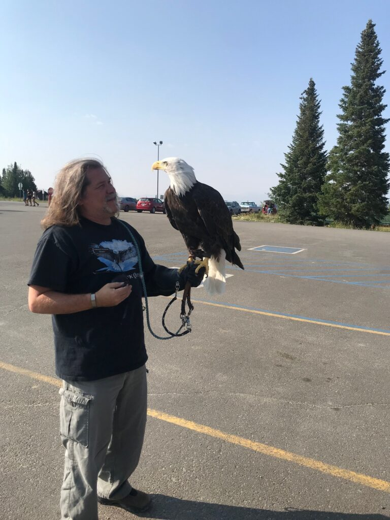 Hawk Quest at Snow Mountain Ranch, YMCA of the Rockies
