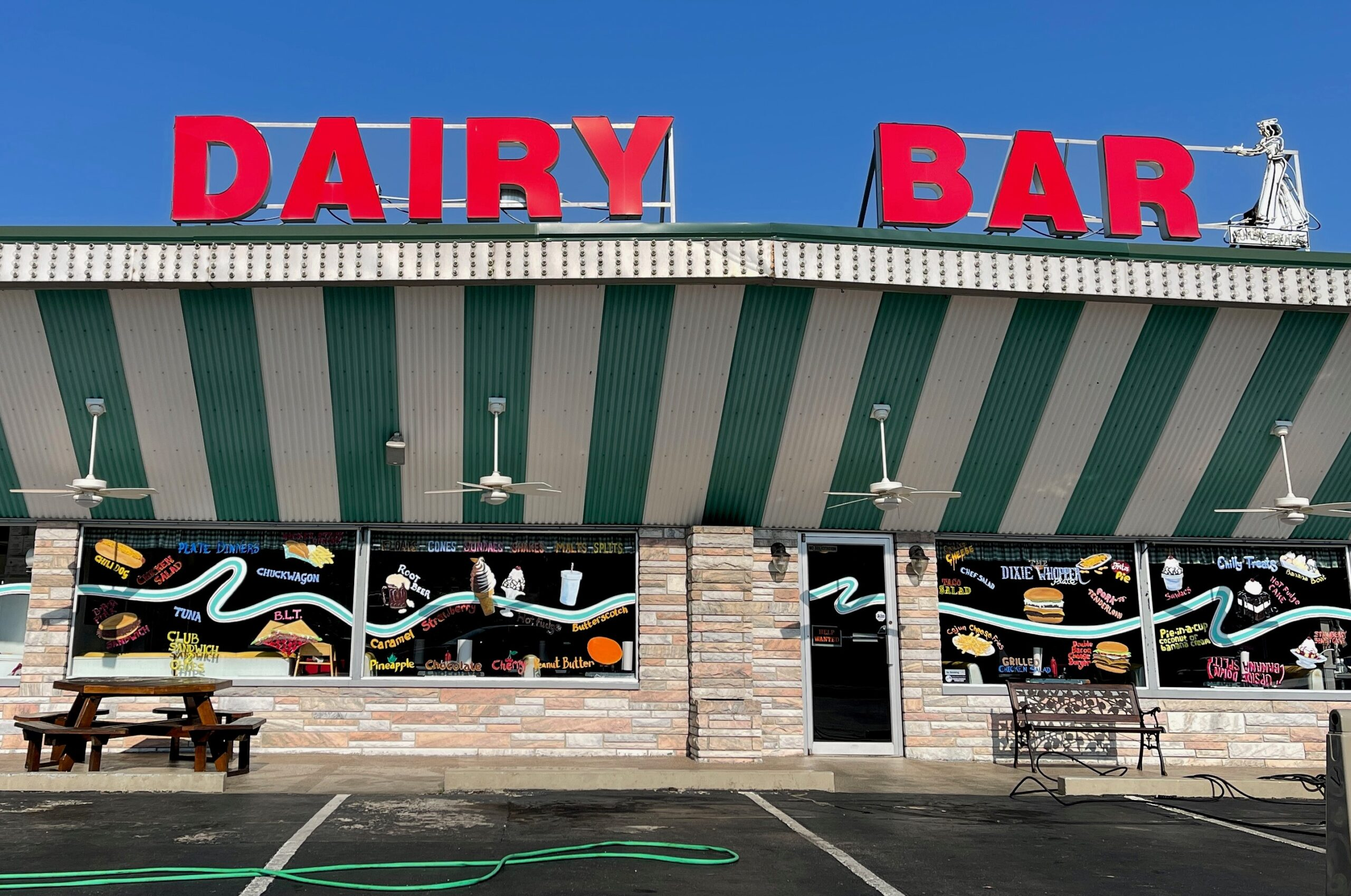 Small towns in KY - Whitley City Dairy Bar