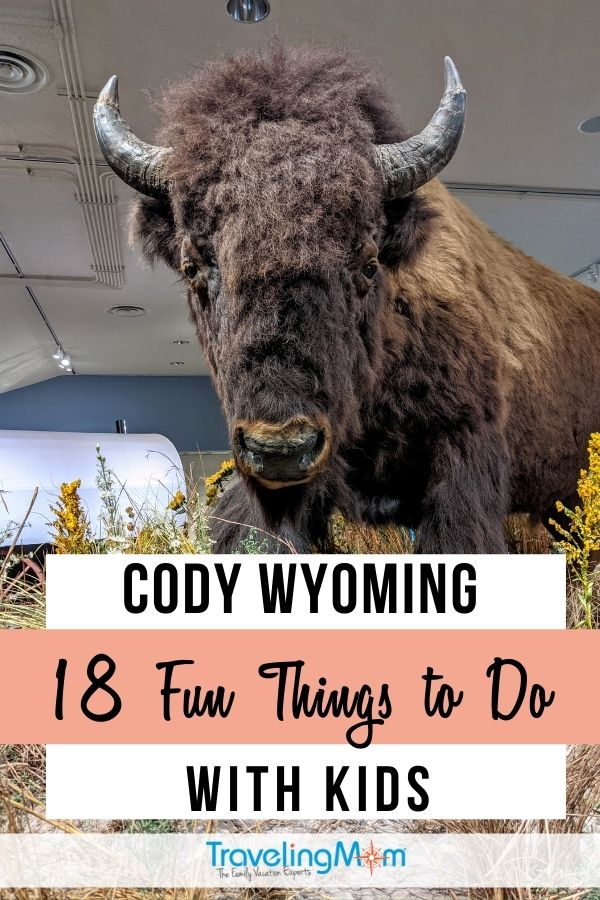 Pin for things to do in Cody Wyoming with kids