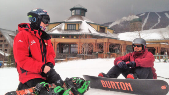 Snowboarding in Vermont was a great experience for my family at Stowe ski Resort in Vermont. Read all about our Snowboarding lessons!