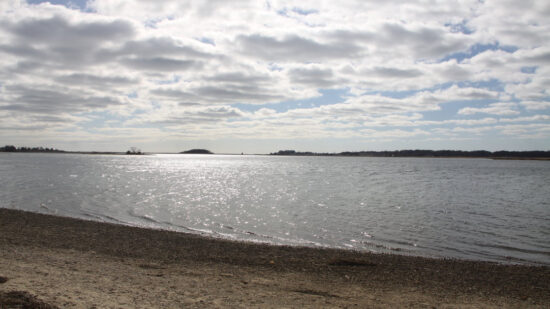 Take a beautiful CT family hike to Bluff Point State Park in Groton, Connecticut.