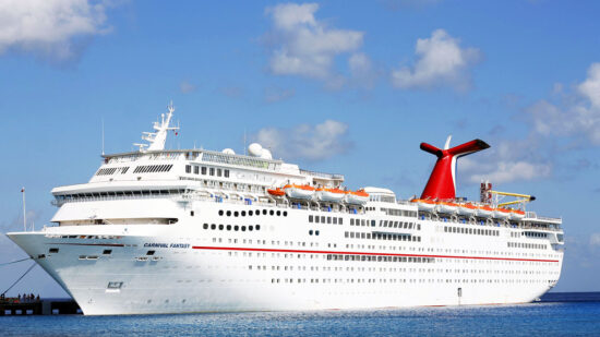 Carnival Cruise vacations are fun for the whole family.
