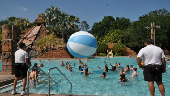 Disney hotels are almost as much fun to visit as the theme parks.