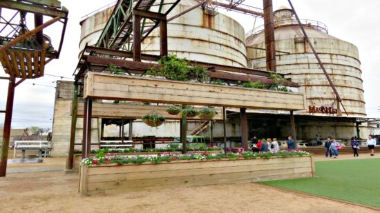 One of the most popular family activities in Waco TX is explore the Magnolia Market. Here are 5 fun things to do in Waco at the Market.