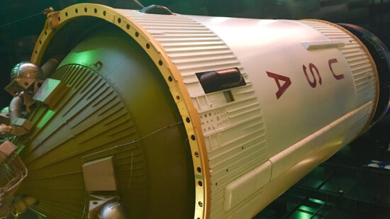 Explore the space at the U.S. Space and Rocket Center as one of the things to do in Huntsville.