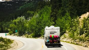 An RV Family Vacation makes it about the journey!