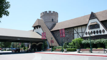 Find out why this castle-themed hotel near Disneyland in Anaheim is perfect for your Disney vacation!