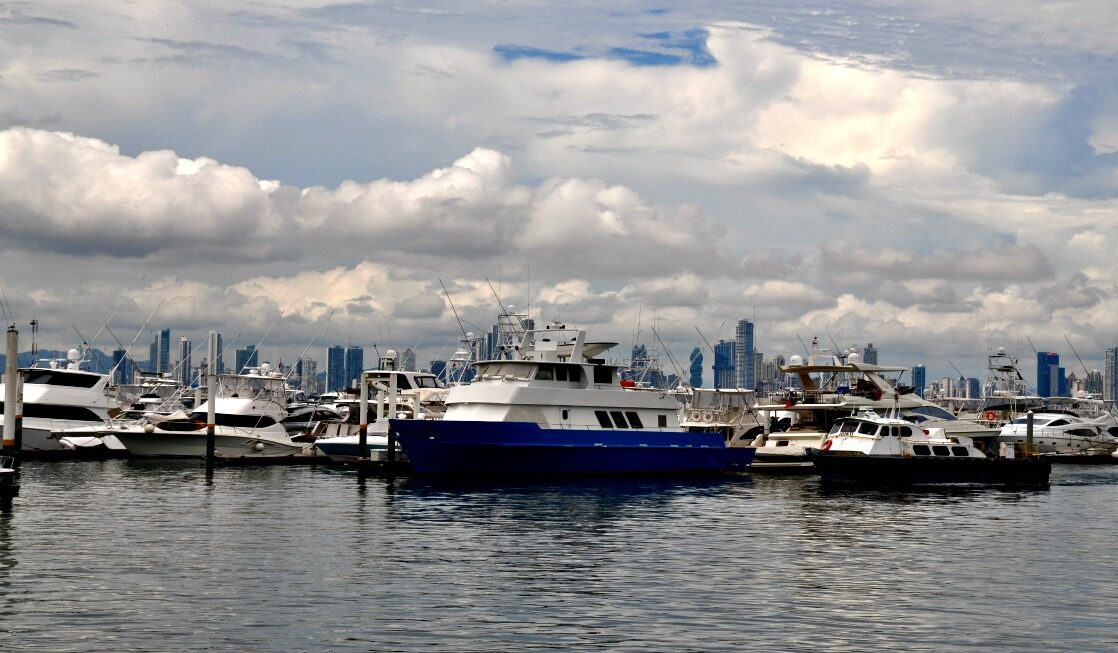 A weekend guide to Panama City has to include a visit to the Panama Canal to watch the barges go through.