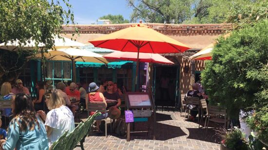 Kids are sure to love the flavors of native chocolate and savory tortillas at the numerous kid friendly restaurants in Santa Fe.