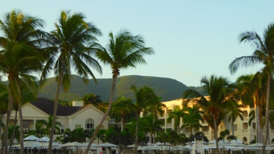 Hyatt Ziva Jamaica is a Montego Bay all inclusive moments from the airport.