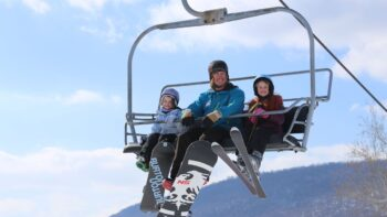 Family fun can start with free lift tickets when you read about where Kids Ski Free!