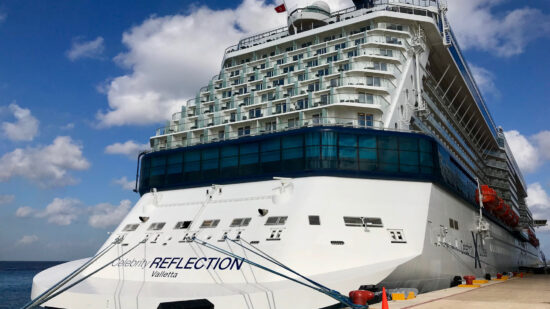 Wondering what to expect on Celebrity Reflection? Large staterooms and prestige amenities!