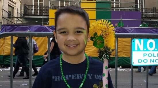 Family friendly Mardi Gras is simple with these tips.
