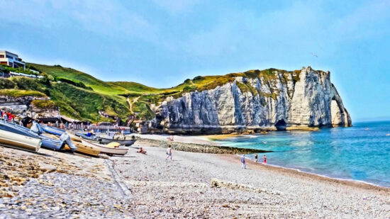 Road Trip from Paris -White Cliffs of Normandy