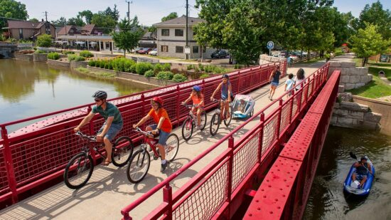 Check out our list of 8 cities that are perfect for an active family vacation