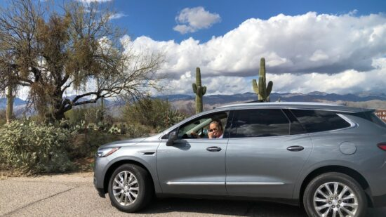 Want to make the most of a California spring break? Read about one successful mother daughter trip to Pacific Beach and back in a Buick Enclave.