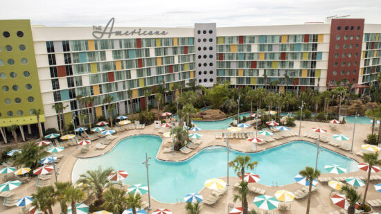 Trying to decide where to stay at Universal? Learn the BEST thing about Cabana Bay Beach Resort at Universal Orlando.
