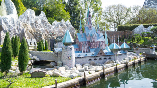Who knew the Storybook Canal Boats would be one of the best rides at Disneyland?