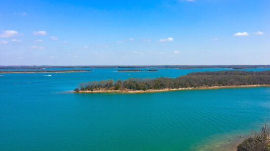 Lake Murray. Things to do in Southern Oklahoma with kids.
