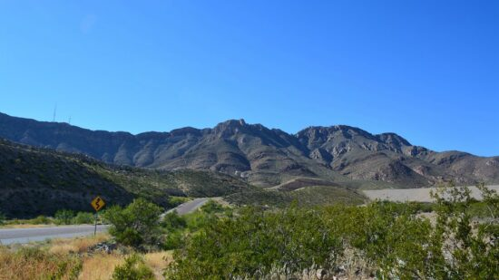 You will want to put Franklin Mountains State Park on your list of fun things to do in El Paso Texas