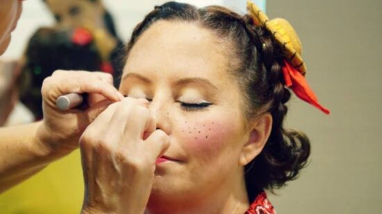 We love all the magical experiences at Disney World and the character couture makeover is certainly one of them!