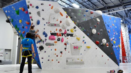 Take the Kids to an Indoor Climbing Gym on Your Next Vacation