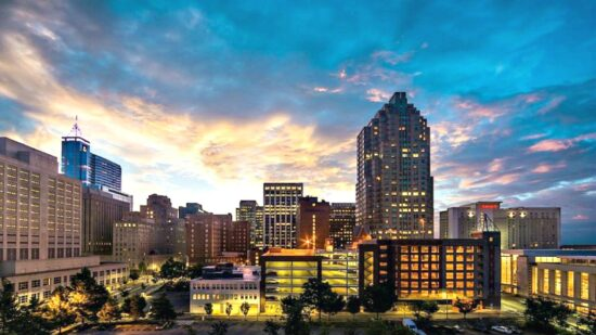 is a raleigh nc vacation good for families