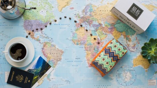 Atlas Coffee Club: The Best Subscription Box for Moms who are Coffee Lovers and World Travelers