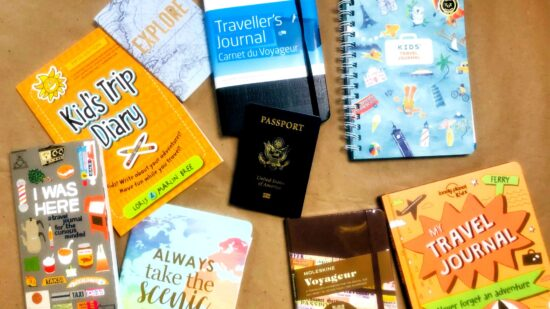 Capture memories with this list of 7 travel journals for every different type of traveler.