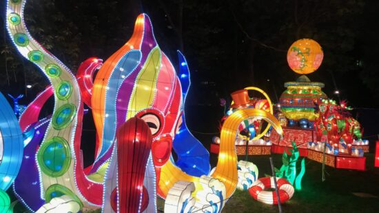 Things to Do in Philly at Night - lights!