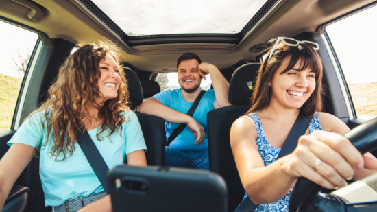 Tips for taking a road trip with teens and tweens.