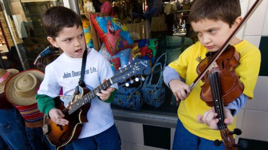 Things to do with kids in Mount Airy includes special events too.
