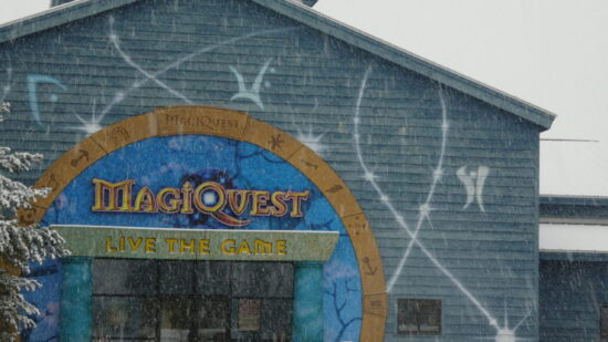 MagiQuest Great Wolf Lodge